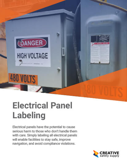 Free Electrical Panel Labeling Guide