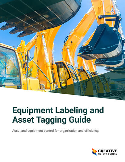 Free Equipment Labeling and Asset Tagging Guide