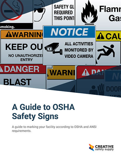 OSHA Safety Signs Guide