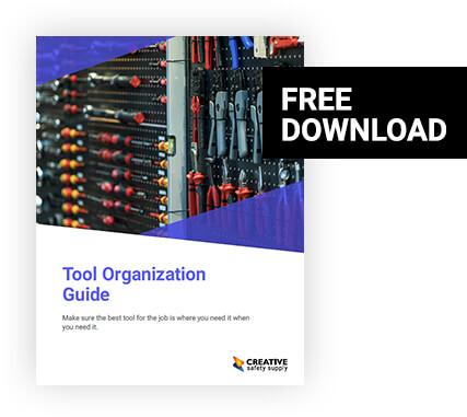 Free Tool Organization Guide