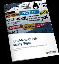 OSHA Safety Sign Guide