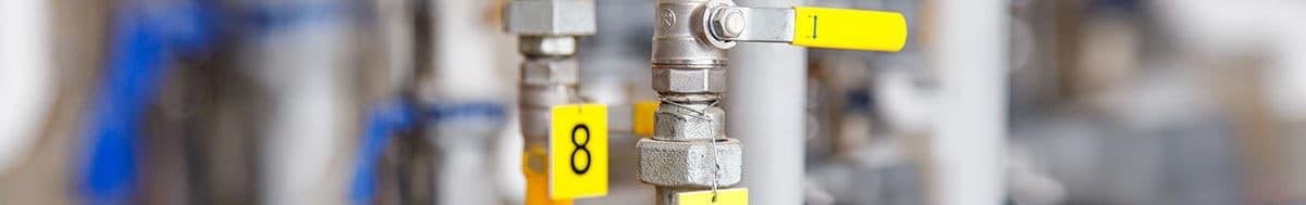 valve tags
