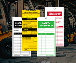 Inspection and Repair Labels