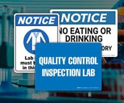 Laboratory Labeling