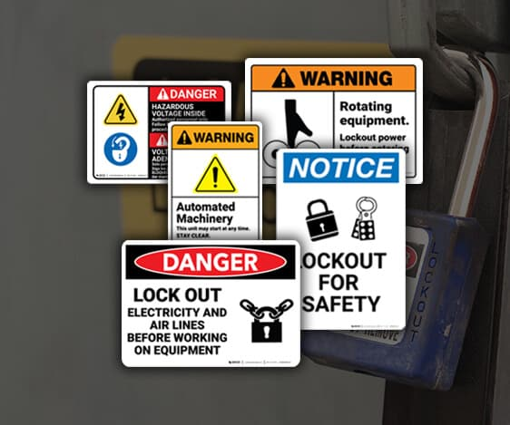 Lockout Tagout Labeling