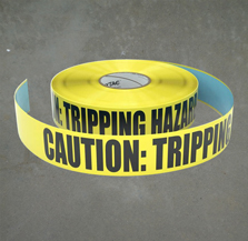 Caution Inline Tape