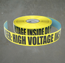Electrical Safety Inline Tape