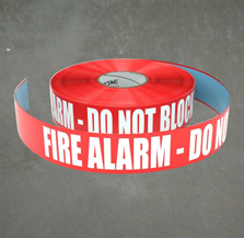 Fire Safety Inline Tape
