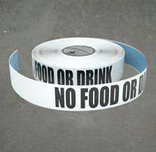 Prohibition Inline Tape