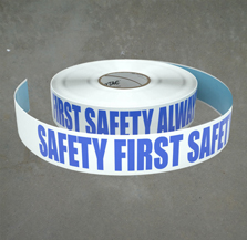 Safety First Inline Tape