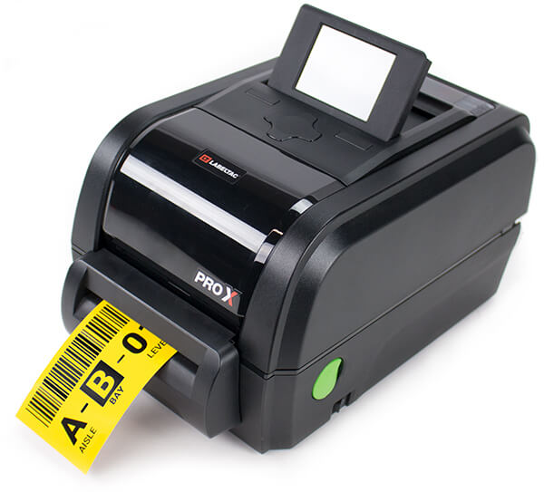 LabelTac Pro X printing barcode