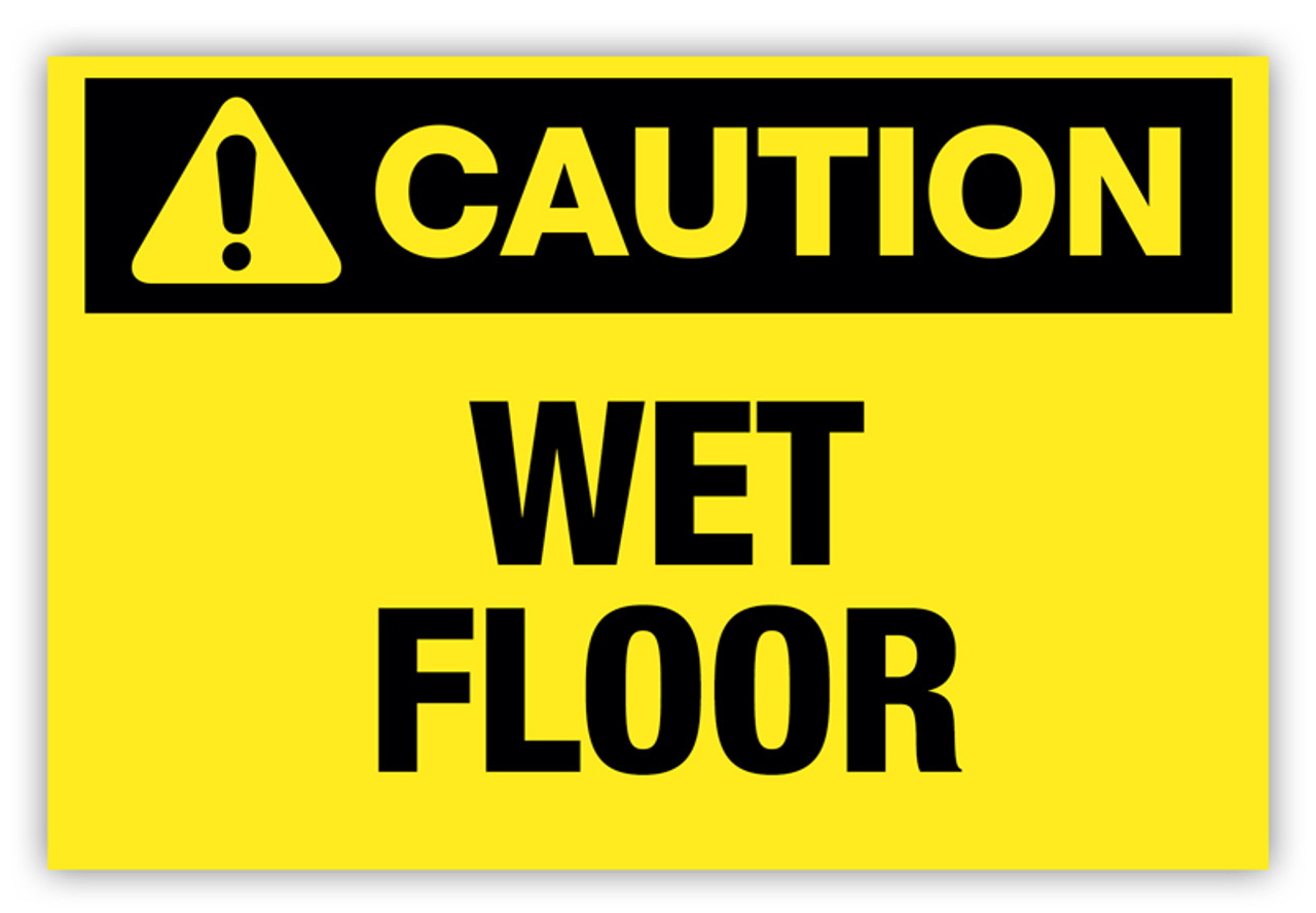 Steam Mop Wet Floor Causes