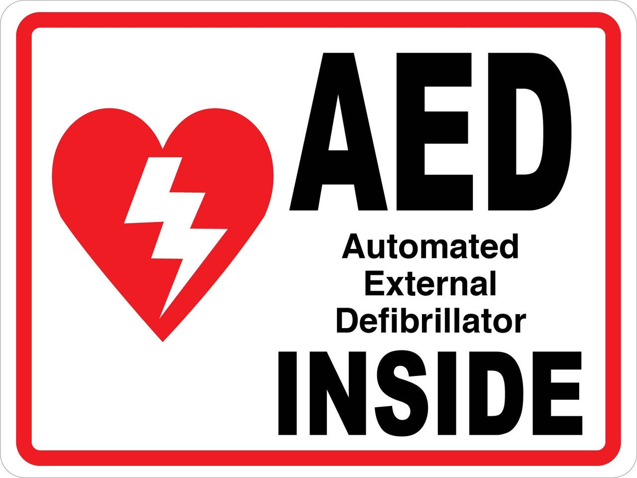 aed contraindications