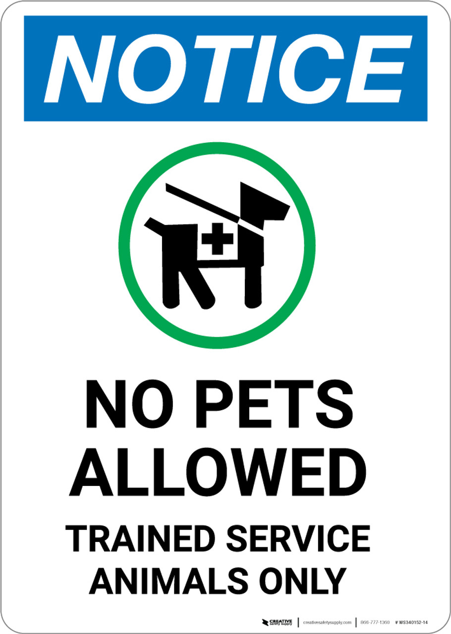 This is a picture of Monster No Pets Allowed Sign Free Printable