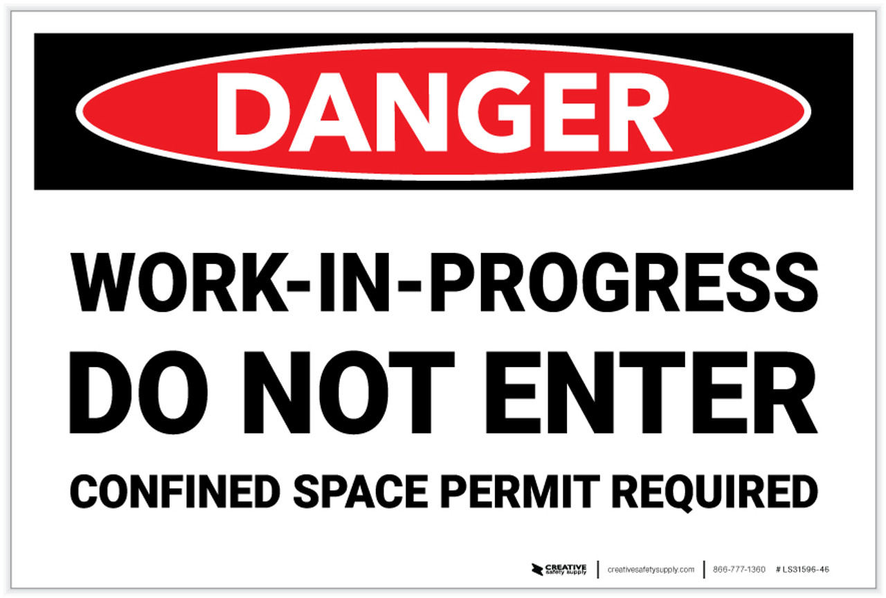 Aluminum for Restrooms Restricted Access by ComplianceSigns 10x7 in Do Not Enter Cleaning in Progress Sign