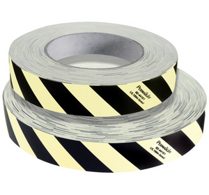 Glow: Emergency Egress Hazard Marking Tape