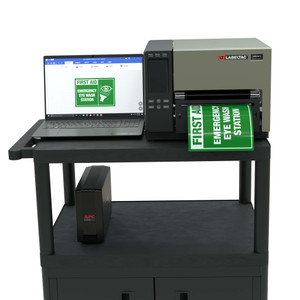 LabelTac® 9 Standalone Print Station