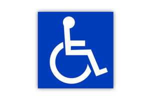 Handicap Label