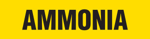 Ammonia Pipe Marking Wrap (Yellow/Black)