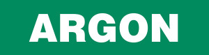 Argon Pipe Marking Wrap (Green/White)