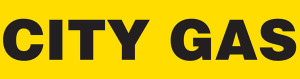 City Gas Pipe Marking Wrap (Yellow/Black)