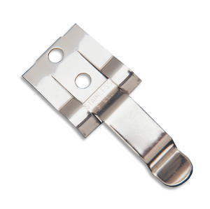 Stainless Steel Placard Clips (100 Pack)