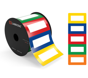 LabelTac® Totem Rack Labels