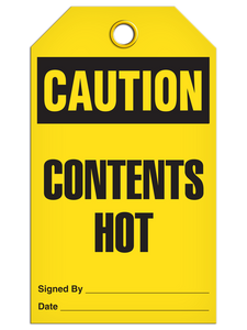 Caution Content Hot Tags