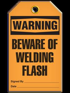 Warning Beware Of WeldTags