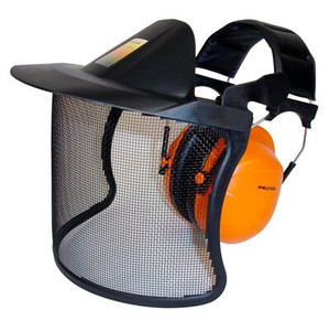 3M™ Brush Defender Visor System, Face Protection V40AH31A-1P, with H31A Ear Muff,  1 EA/Case