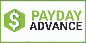 Payday Advance Banner