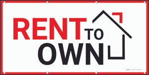 Rent To Own Banner