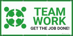 Team Work Banner