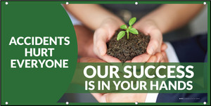 Accidents Hurt Everyone - Our Success Is In Your Hands