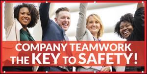 Company Teamwork - The Key To Safety