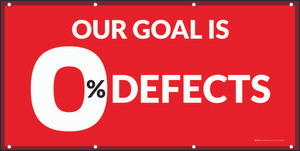 Our Goal is 0% Defects