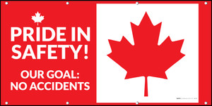 Pride In Safety - Our Goal - No Accidents (Canada)