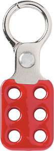 "ABUS 751 Hasp - 1"" Diameter Lockout"