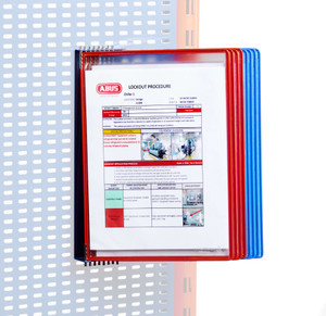 ABUS LockPoint Document Holders (Set of 10)
