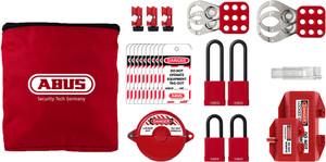 ABUS K915 Deluxe Lockout Bag Kit