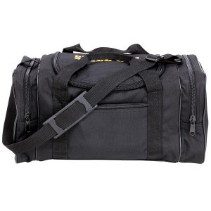 SpillTech Black Duffle Bag