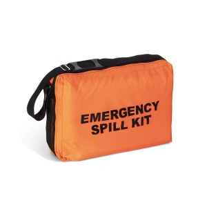 SpillTech Orange Spill Kit Tote Bag