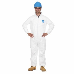 SpillTech Tyvek® Coveralls - Medium