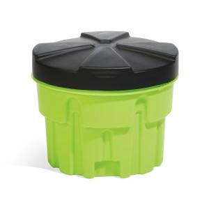 SpillTech 20-Gallon Hi-Viz OverPack Drum