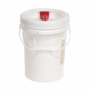 SpillTech 5-Gallon Pail with Screw Top Lid