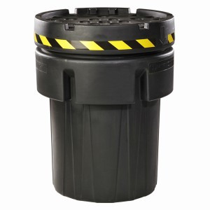 SpillTech 95-Gallon Recycled OverPack Salvage Drum