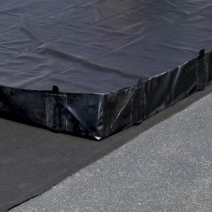 SpillTech Ground Cover for 12 x 12 Containment Berms
