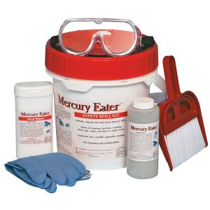 SpillTech Mercury Spill Kit