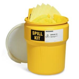 SpillTech HazMat 10-Gallon Spill Kit