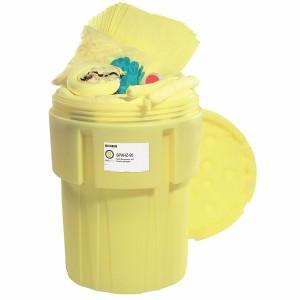 SpillTech HazMat 95-Gallon OverPack Salvage Drum Spill Kit